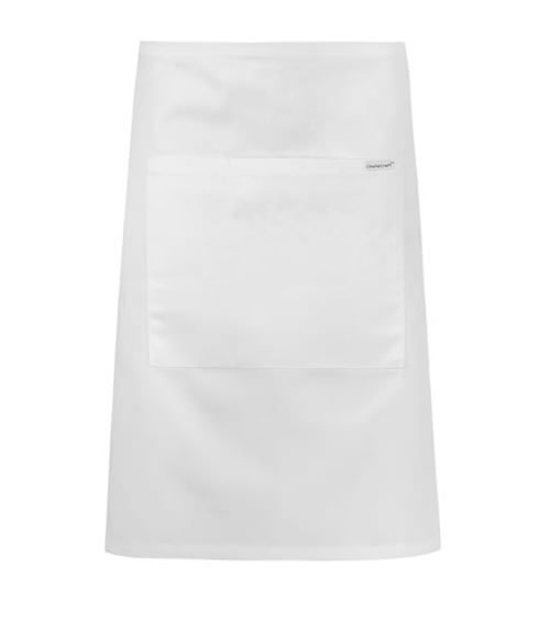 CA018 Half Apron with Pocket