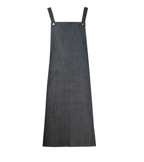 CA026 High Bib Style Denim Apron