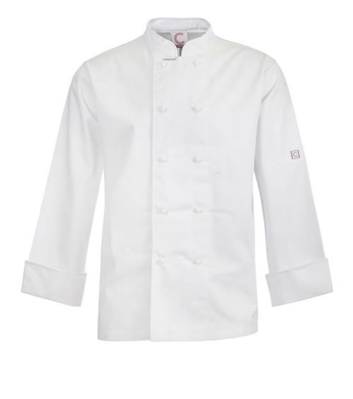 CJ031 Classic Chefs Jacket - Long Sleeve