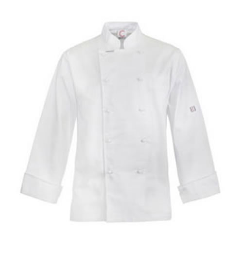 CJ048 Executive Chefs Leightweight Jacket - Long Sleeve