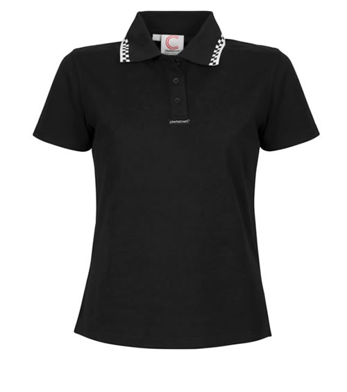 CSPL90 Ladies Hospitality Polo Shirt - Short Sleeve
