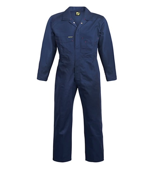 WC3050 Cotton Drill Coveralls