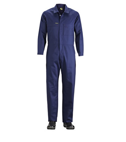 WC3058 Poly/Cotton Coveralls
