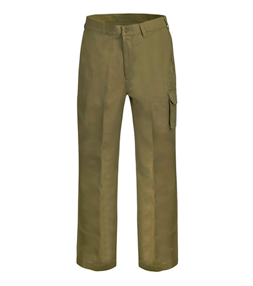 WP3040 Cargo Cotton Drill Trouser