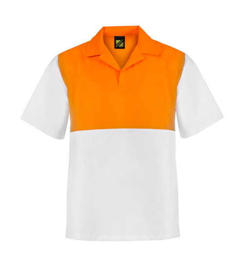 WS3008 Hi Vis Jac Shirt - Short Sleeve